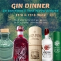Rare Gins & Dinner - Saturday